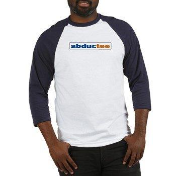 abductee-logo-blue-orange-baseball-jersey