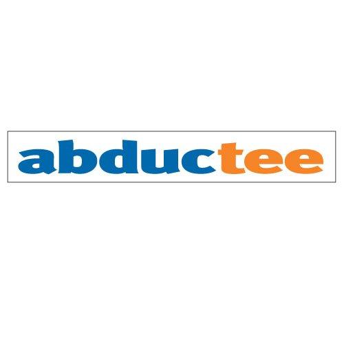 Abductee Logo Blue Orange