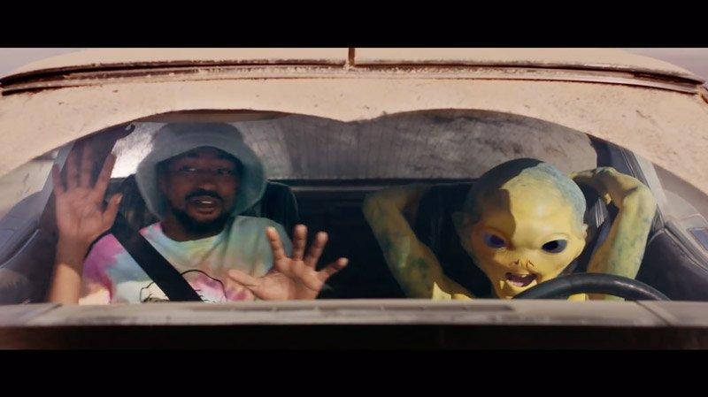 Alien Commercial Butterfinger is Better Than Ever