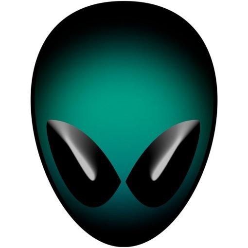 Jade Alien Head