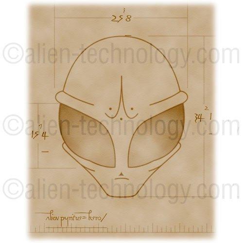alien skull artifact