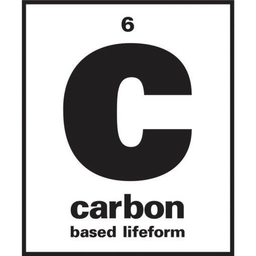 Carbon-Based Lifeform (Black)