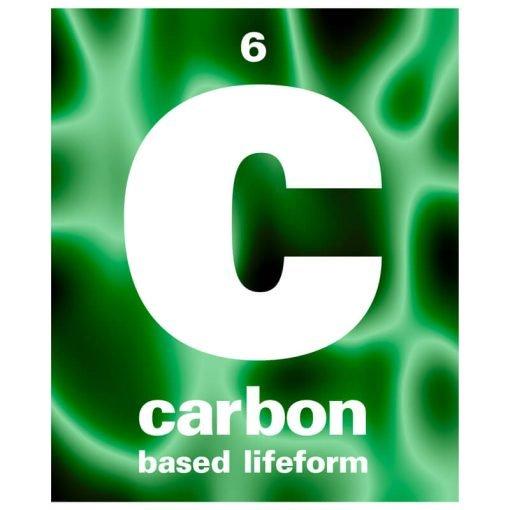 Carbon-Based Lifeform (Green)