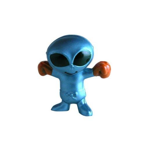Miniature alien boxer