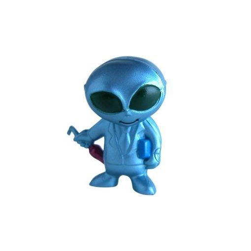 Miniature alien business