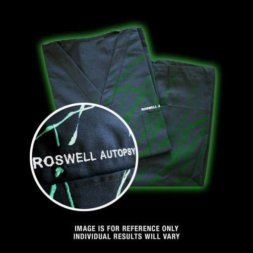 Roswell Autopsy Team Medical Scrubs