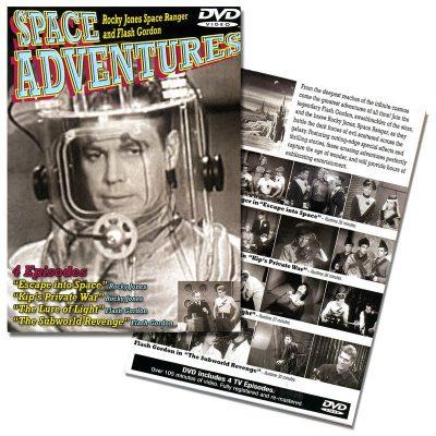 Space Adventures DVD