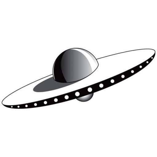Alien UFO - Standard Design